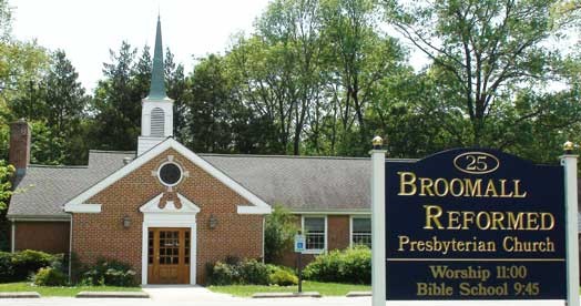 Broomall Reformed Presbyterian Church
